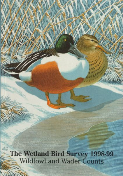 The Wetland Bird Survey 1998-99 Wildfowl and Wader Counts