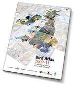 Find out more about Bird Atlas 2007-11