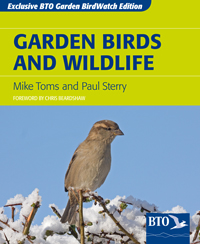 Garden Birds and Wildlife cover