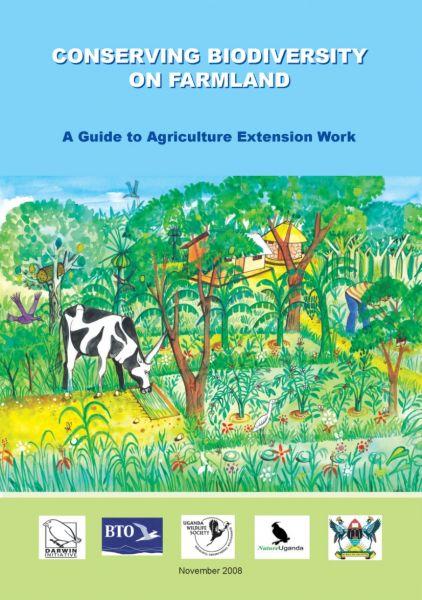 Handbook; Conserving biodiversity on farmland