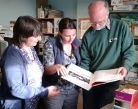 Dawn Balmer and colleagues looking at the Bird Atlas