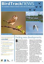 Birdtrack News Issue 1 Summer 2012