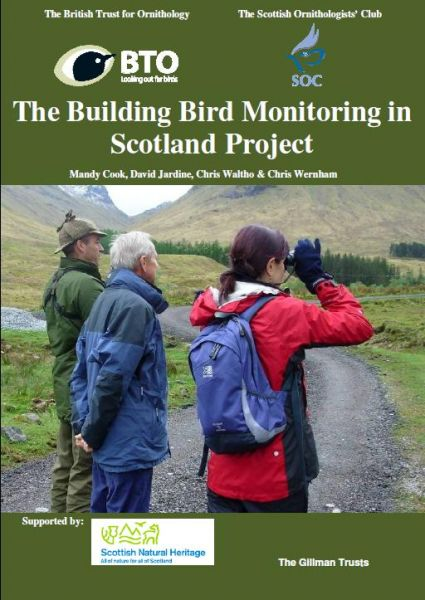 Building Bird Monitoring in Scotland Project Final Report