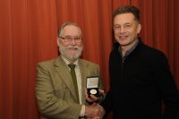 Dave Francis & Chris Packham by Mike Brown/BTO