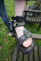 Robo-sandals