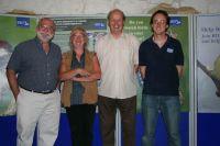 Shropshire Ambassadors with Tim Harrison
