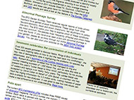 Sign-up for the BTO email newsletter