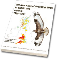 Atlas of Breeding Birds 1988-1991