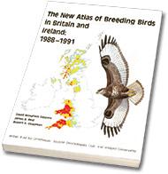 Atlas of Breeding Birds 1988-1991