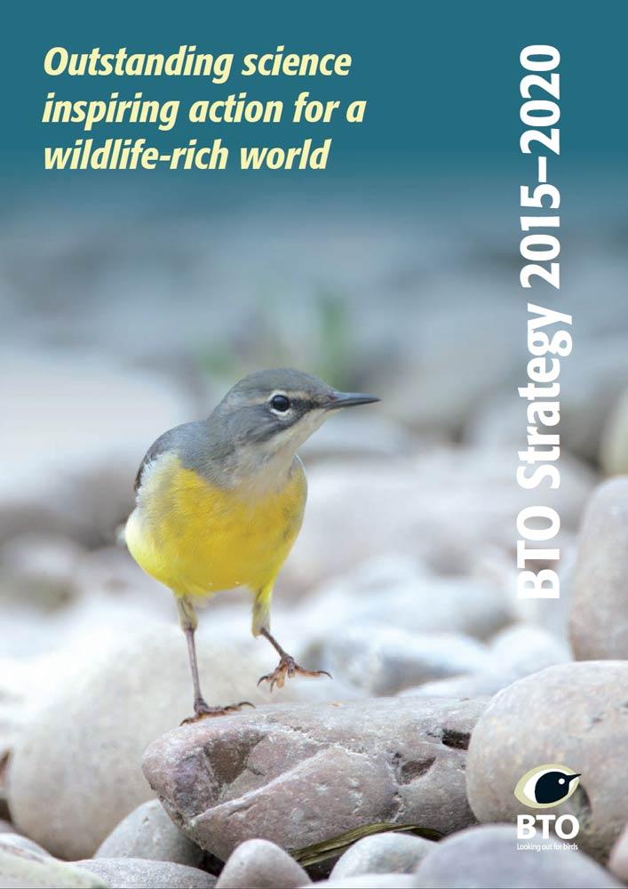 BTO Strategy | BTO - British Trust for Ornithology