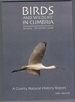 Birds and Wildlife in Cumbria cover