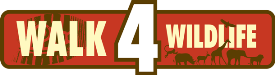 Walk 4 Wildlife logo