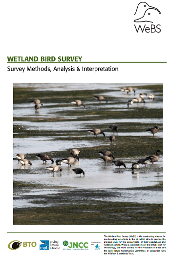 WeBS Survey Methods, Analysis and Presentation document cover